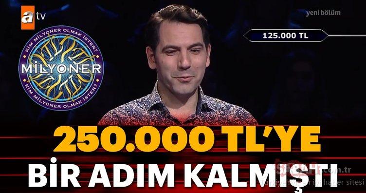 250.000 TL'ye bir adım kalmıştı