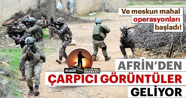 Son Dakika Haberi: JÖH ve PÖH'ler Afrin görevinde... Çarpıcı görüntüler geliyor....