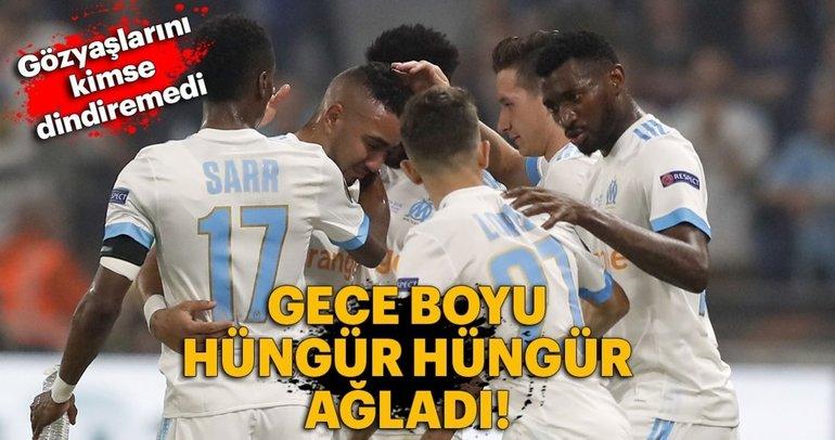 Dimitri Payet, Avrupa Ligi finalinde hüngür hüngür ağladı