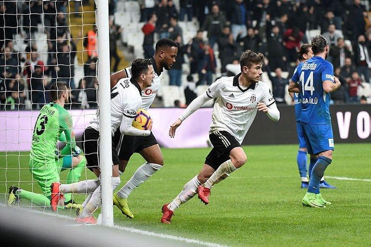 Son dakika Beşiktaş transfer haberleri! Beşiktaş 1 yıllığına kiralayacak