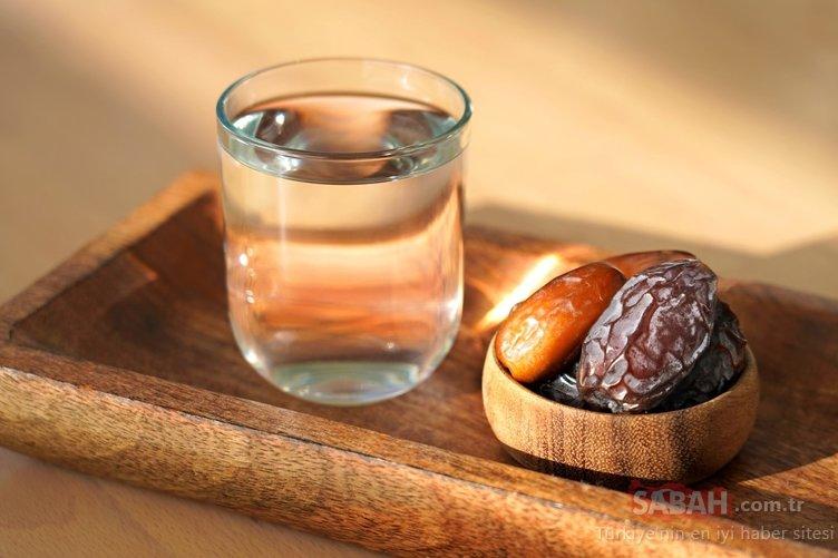Oruç tutmanın vücudumuza faydaları neler? İşte sağlıklı sahur ve iftarın ipuçlarını...