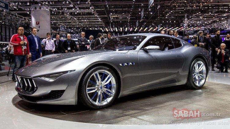 Maserati'den elektrikli süper spor geliyor: Alfieri