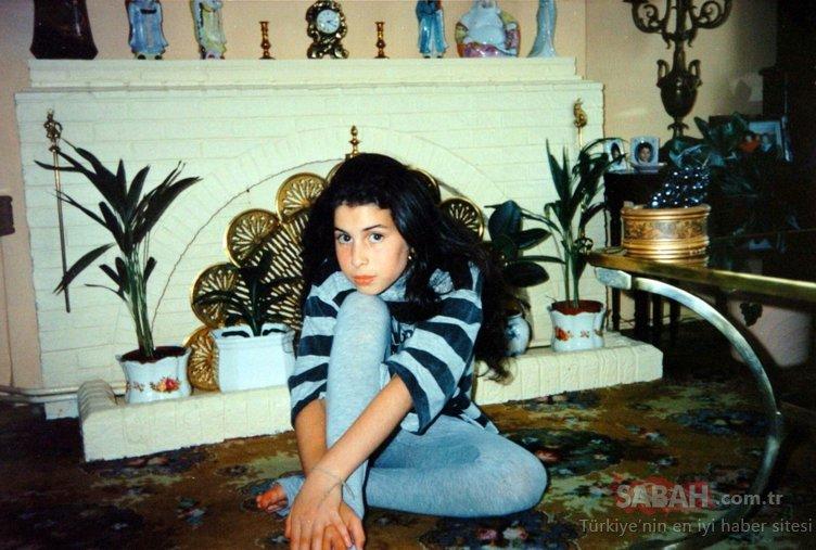 Ünlü şarkıcı Shakira'nın çocukluk hali şaşırtıyor! İşte Shakira ve diğer ünlülerin çocukluk halleri...