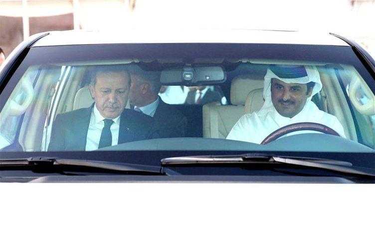 Erdoğan'a şoförlük yaptı
