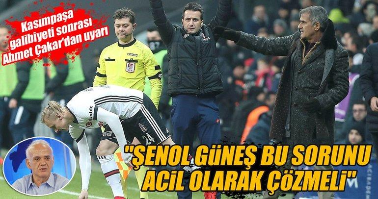 Ahmet Çakar: Gol atmıyor duvar oluyor!