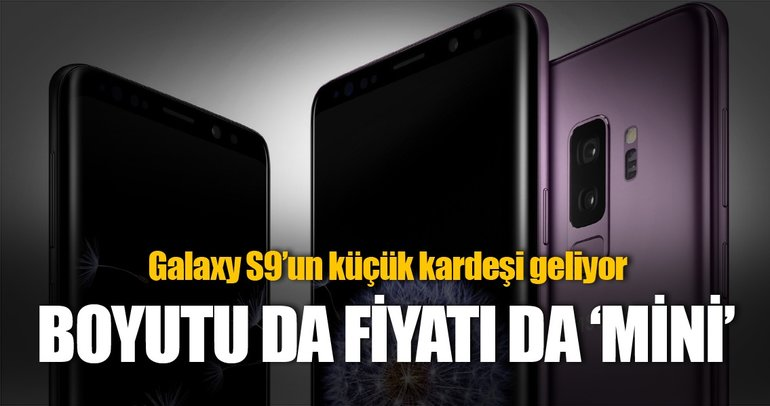 Samsung Galaxy S9 mini ortaya çıktı! Galaxy S9 mini'nin özellikleri nedir?