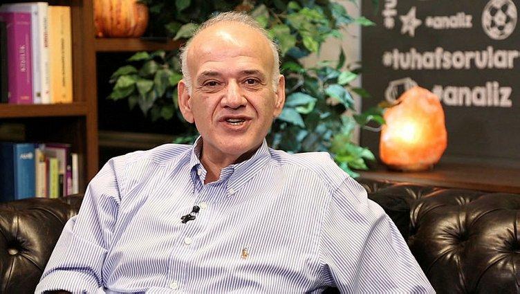 Ahmet Çakar: İyi maç yönetti