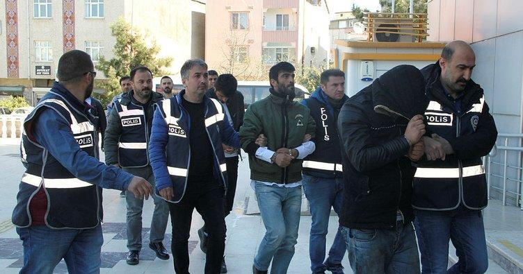 Ordu'da fuhuş operasyonu: 11 kişi tutuklandı