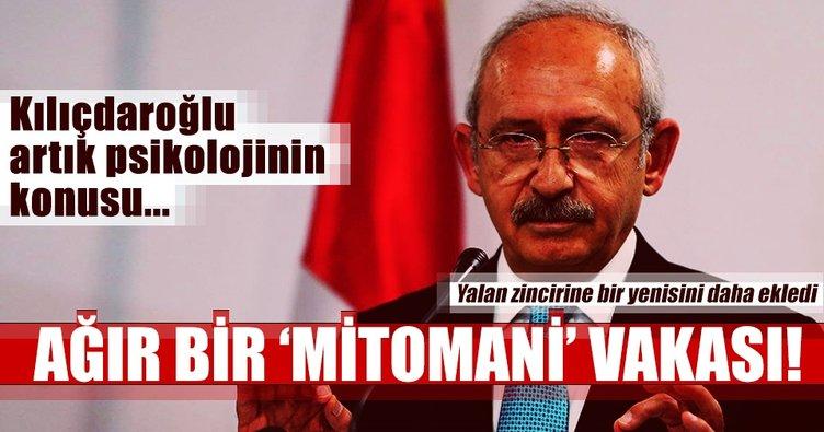 Kılıçdaroğlu yalanlarıyla artık psikolojinin konusu!
