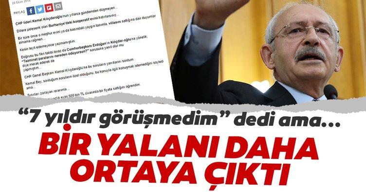 Kılıçdaroğlu'nun bir yalanı daha ortaya çıktı! 7 yıldır telefonda bile görüşmedim dediği Talat Atilla...