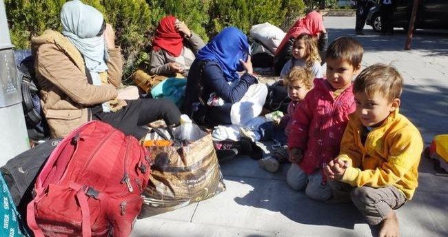Afganistan'dan Türkiye'ye yürüyerek geldiler!