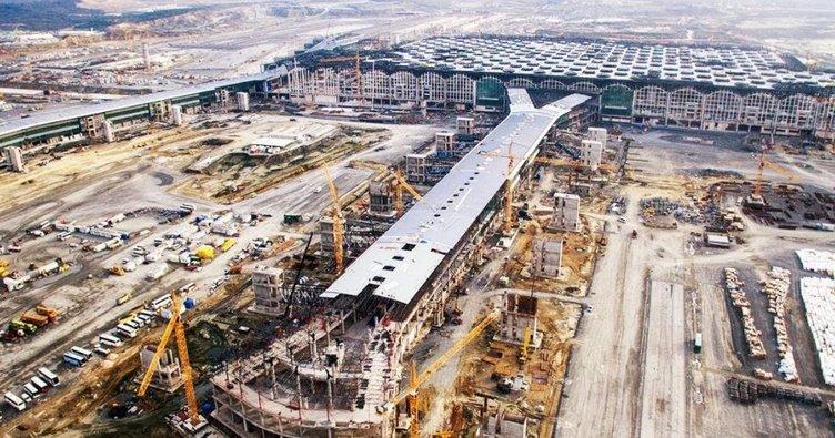 Bakan Arslan: İstanbul yeni havalimanı ilk yılında en az 70 milyon yolcu ağırlayacak