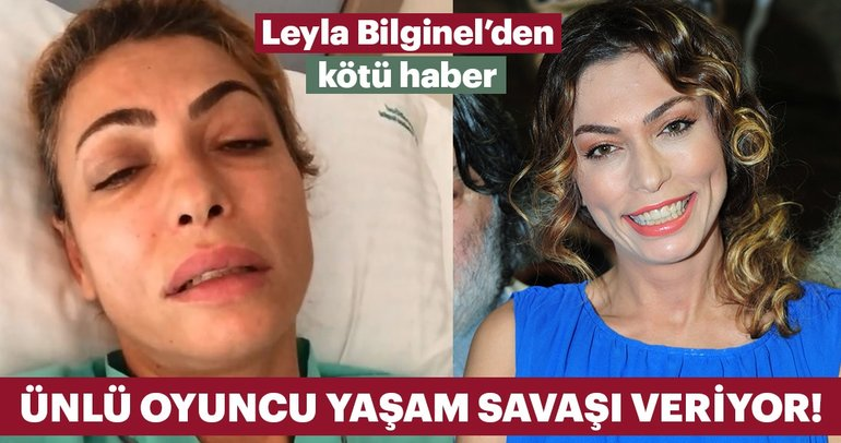 Leyla Bilginel, yaşam savaşı veriyor! Sivrisinek ısırdı, hayatı karardı