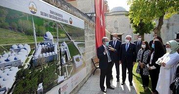 TBMM Başkanı Şentop ve Emine Erdoğan, Edirne'de müze ve cami ziyaret etti