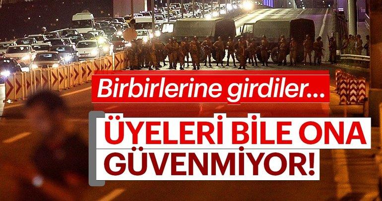 FETÖ'de 15 Temmuz darbe girişimi ve elebaşının liderliği sorgulanıyor