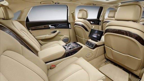 Audi 6 kapılı modelini tanıttı