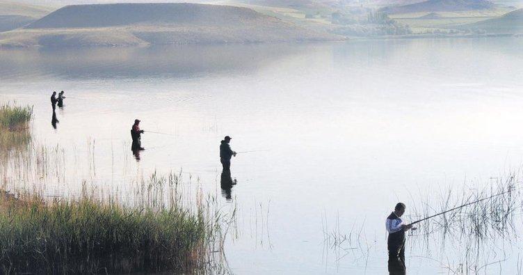 Olta balıkçılarının Kapulukaya tepkisi