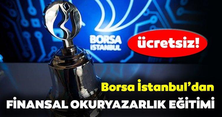Borsa İstanbul yatırımın temel noktalarını öğretmek için finansal okuryazarlık eğitimi veriyor