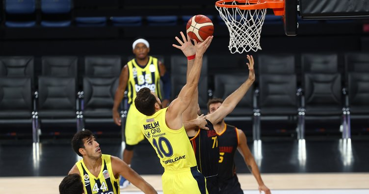 Fenerbahçe Beko: 93 - Galatasaray Doğa Sigorta: 81 | MAÇ SONUCU