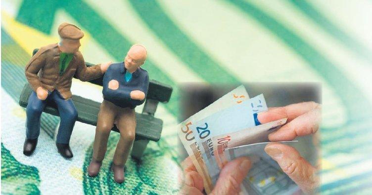 Emekli maaşlarına zam