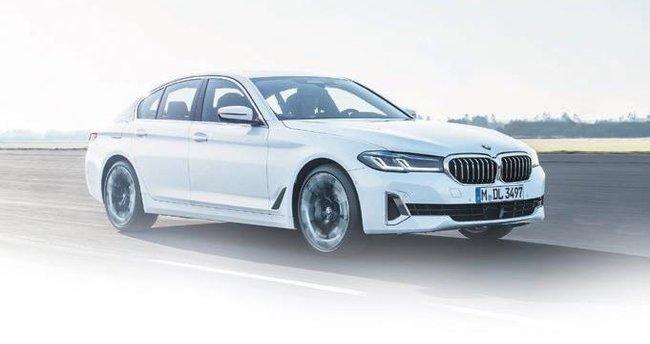 Yeni BMW 5 serisi yollara çıkıyor