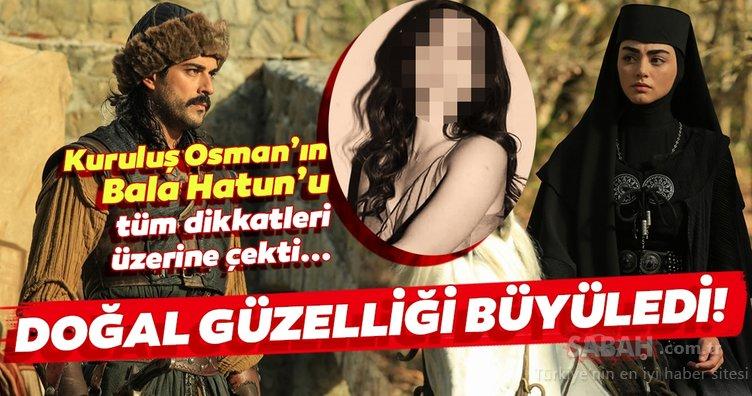 Kuruluş Osman'ın Bala Hatun'u Özge Törer güzelliğiyle büyüledi! Kuruluş Osman'ın Bala Hatun'u Özge Törer meğer...