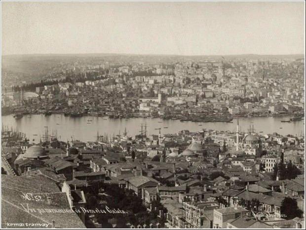 Yıllar öncesinden İstanbul fotoğrafları!