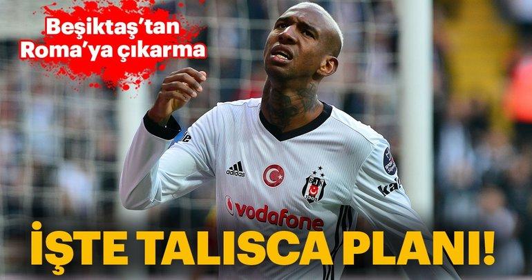 Beşiktaş'ın Talisca planı belli oldu