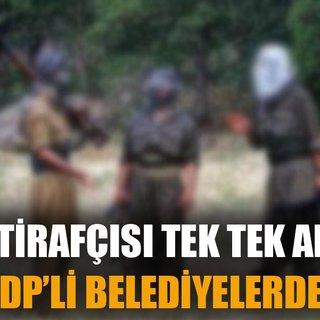 PKK'nın şehirlerdeki faaliyetleri HDP ve DBP çatısı altında yürütülüyor