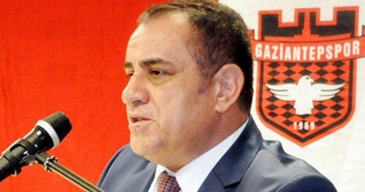 Gaziantepspor Başkanı İbrahim Kızıl istifa etti