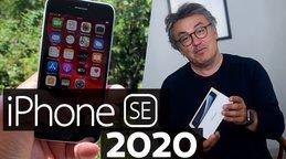 Yeni iPhone SE 2020 neden alınır? Altın oran tutkunlarına müjde! Android kullanıcıları yeni iPhone SE'nin... | Video