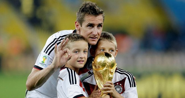Klose futbolculuğu bıraktı! Yeni görevi...