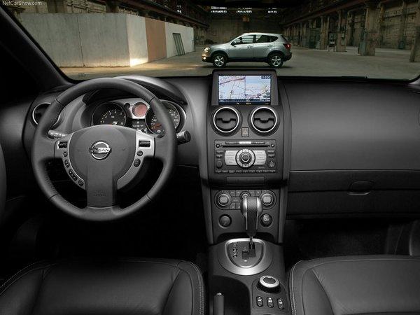 Nissan'ın Qashqai sefası