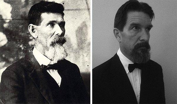 Yıllar sonra aynı fotoğrafları canlandırdılar!