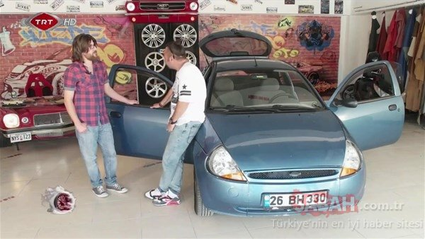 Ford Ka Bakin Nasil Degisti Galeri Otomobil