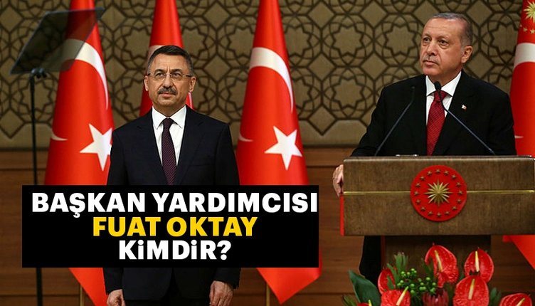 İlk Cumhurbaşkanı Yardımcısı Fuat Oktay kimdir? - Başkan Yardımcısı Fuat Oktay'dan teşekkür!