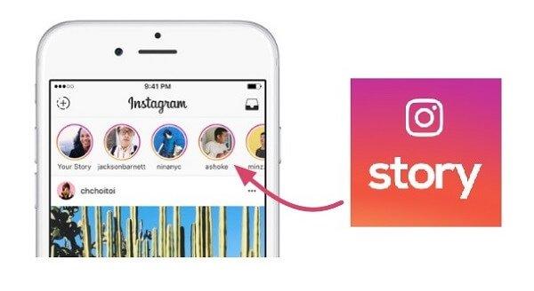 Instagram Hikayeleri'ne portre modu yolda