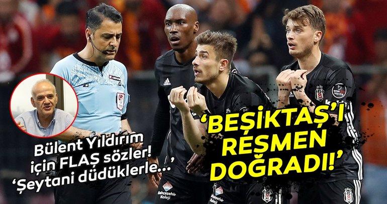 Ahmet Çakar: Bülent Yıldırım'dan utanç duydum!