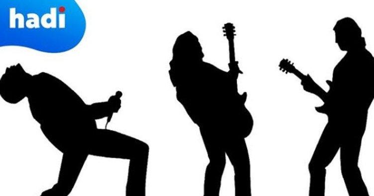 Hadi ipucu 10 Eylül sorusu! Vak The Rock, No Problem ve Agannaga Rüşvet hangi müzik grubunun albümleridir? Hadi bugün 20.30'da!