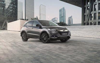 Honda HR-V daha güçlü