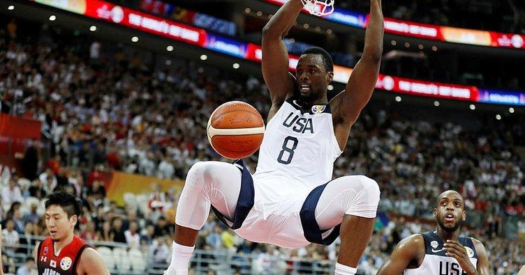 2019 FIBA Dünya Kupası   ABD: 98 - Japonya: 45