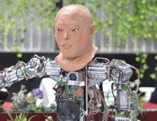 Konyalı robotta yeni gelişme artık bir yüzü var ve...