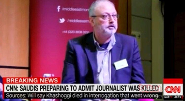 Reuters'dan son dakika Cemal Kaşıkçı haberi!