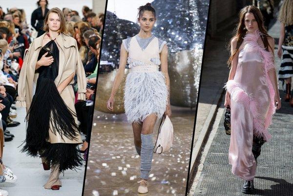 2018 İlkbahar/Yaz modasında neler var?