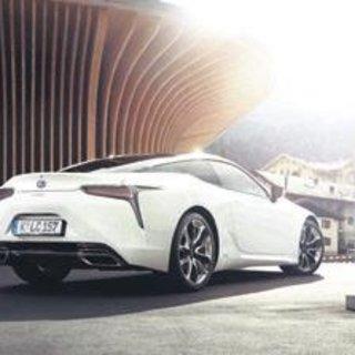 Lexus LC'ye Türkiye'de 2 kişi sahip olabilecek