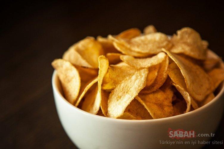 Lezzetli diye tüketilen adeta zehir deposu besinler korkutuyor! İşte en sağlıksız besinler ile beyni öldüren besinler listesi...