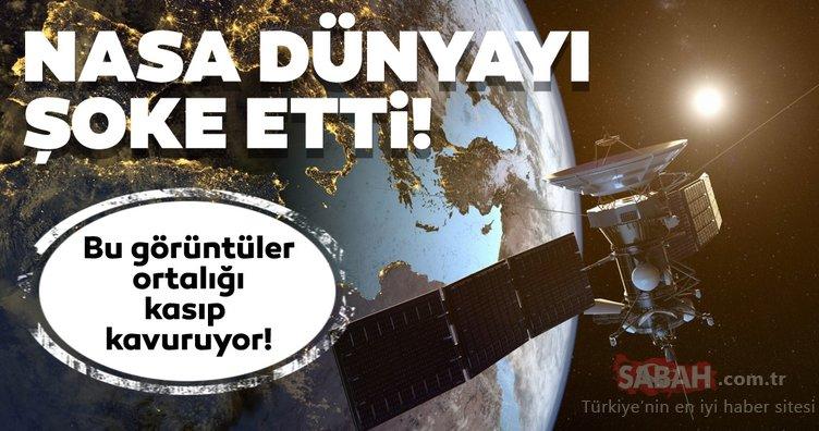 NASA yayınladı! Dünya'nın güncel hali paylaşıldı!