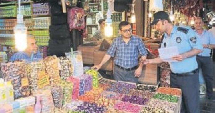 Ramazan Bayramı öncesi önlemler alındı