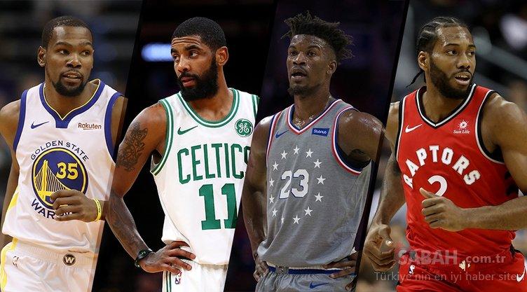 NBA'de REKOR!