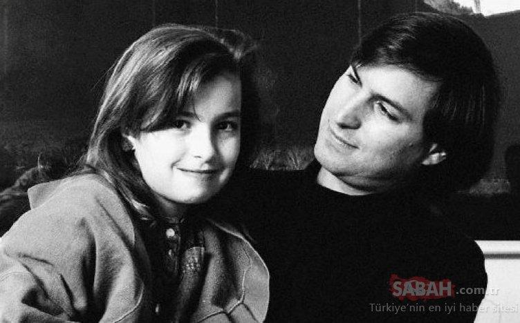 Steve Jobs'ı kızı Lisa Brennan Jobs anlattı